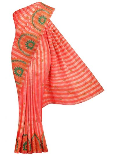 Kathana Exclusive Designer Embroidery Saree - MJC7563613
