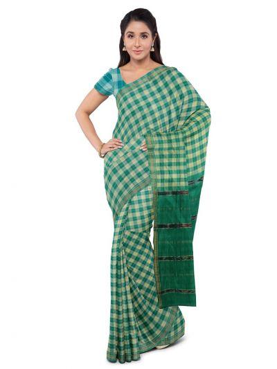 Naachas Negamam Kovai Cotton Saree - MJC7745682
