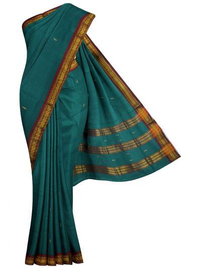 Chamelli Exclusive Handloom Cotton Saree - MJC7745690