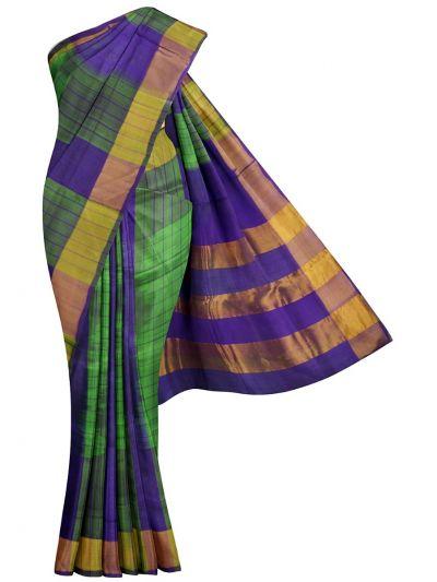 Chamelli Exclusive Arani Silk Cotton Saree - MJC7745833