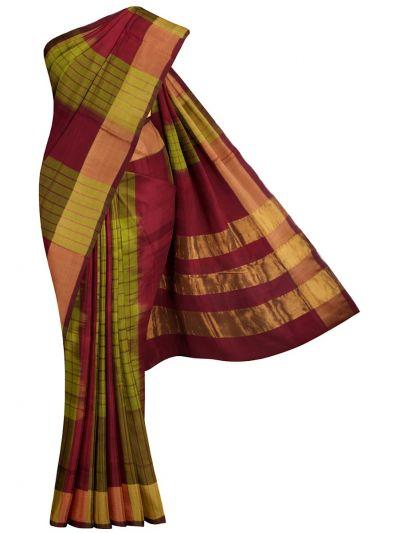 Chamelli Exclusive Arani Silk Cotton Saree - MJC7745840
