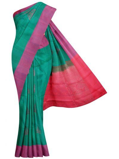 MJC7963807-Soft Silk Saree