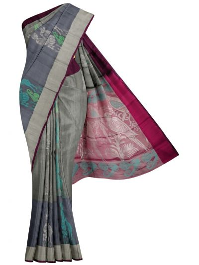 Bairavi Traditional Silk Saree - MKA8840705