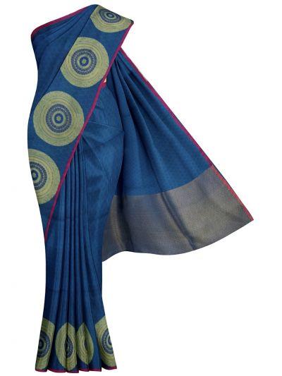 Kathana Fancy Manipuri Weaving Saree - MKA8888045