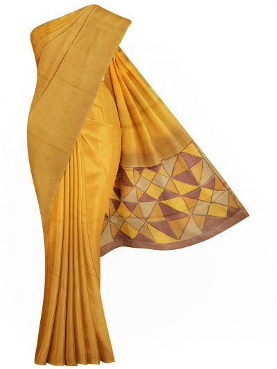 MFB5721275 - Pure Tussar Silk Saree
