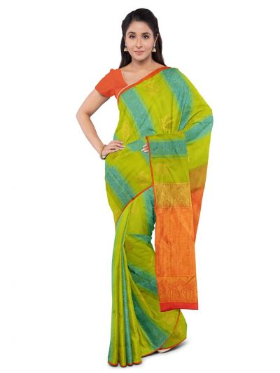 Bairavi Traditional Silk Saree - MKB9027340