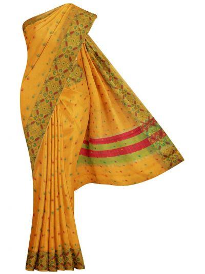 Kathana Fancy Printed Manipuri Cotton Saree - MKB9153423