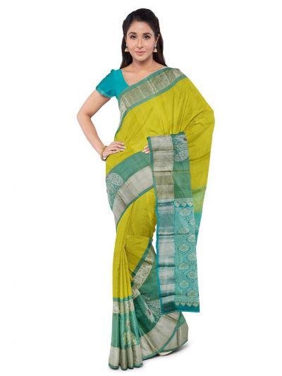 Bairavi Traditional Silk Saree - MKC9541024