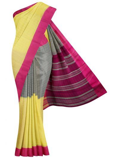Chamelli Fancy Cotton Saree - MKC9579206