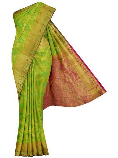 Bairavi Traditional Gift Art Silk Stone Saree - MKC9629762