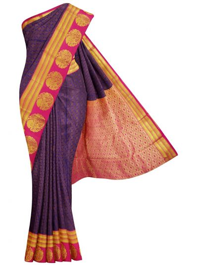 Bairavi Traditional Gift Art Silk Saree - MKC9714359