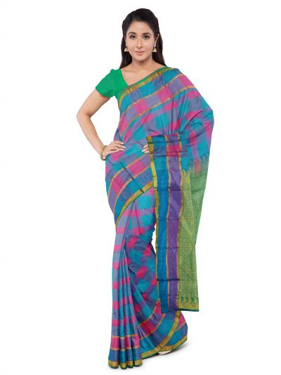 Bairavi Traditional Silk Saree - MKD0066286