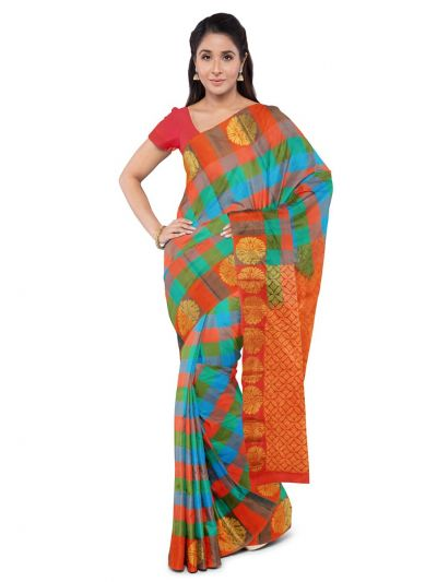 Bairavi Traditional Silk Saree - MKD0066290