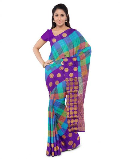 Bairavi Traditional Silk Saree - MKD0066302