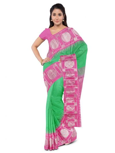 Bairavi Traditional Silk Saree - MKD0114749