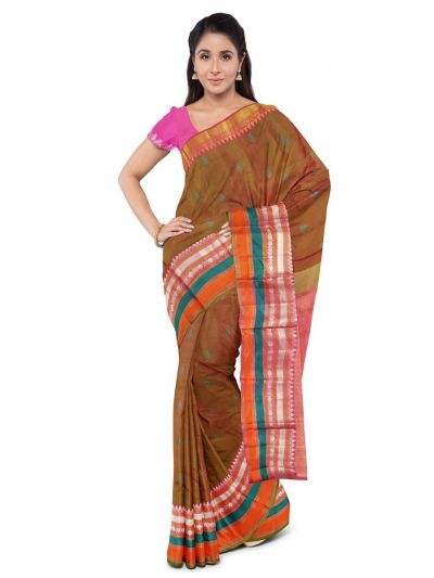 Bairavi Traditional Silk Saree - MKD0127630