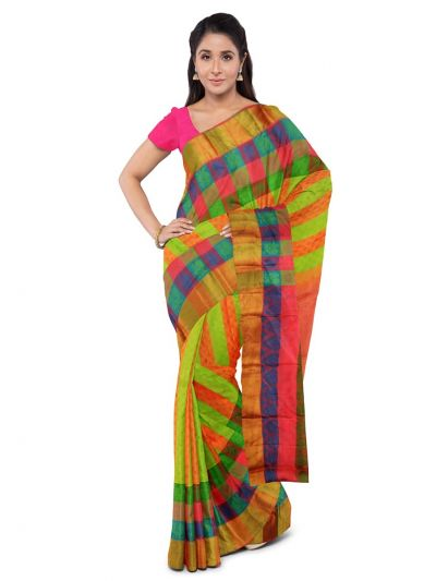 Bairavi Traditional Silk Saree - MKD0127647
