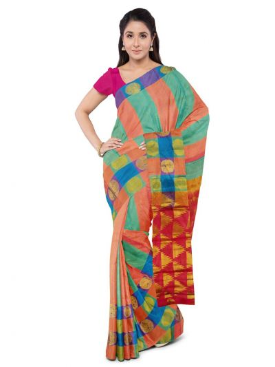Bairavi Traditional Silk Saree - MKD0127650