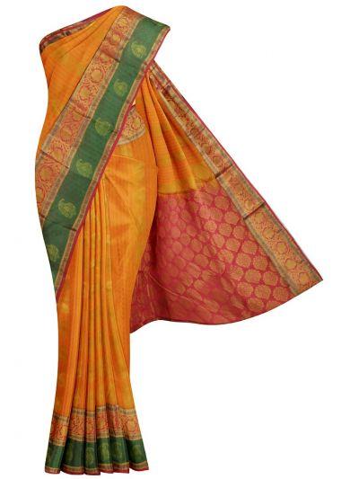 Bairavi Traditional Gift Art Silk Saree - MKD0216591