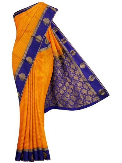 MKD0216664 - Gift Art Silk Saree