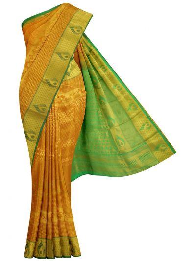Bairavi Traditional Gift Art Silk Stone Work Saree - MKD0219060