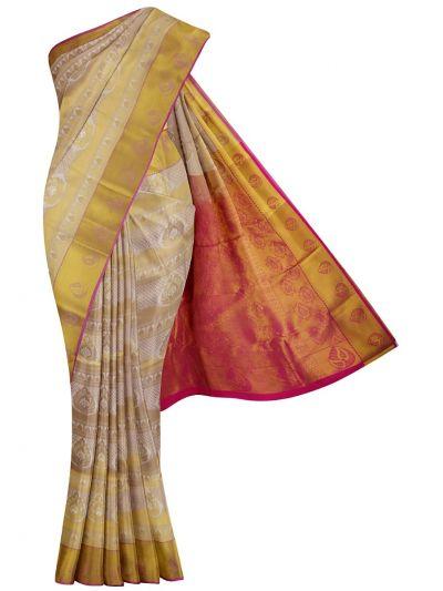 Bairavi Traditional Gift Art Silk Stone Work Saree - MKD0219082