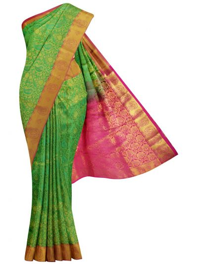 Bairavi Traditional Gift Art Silk Stone Work Saree - MKD0219113