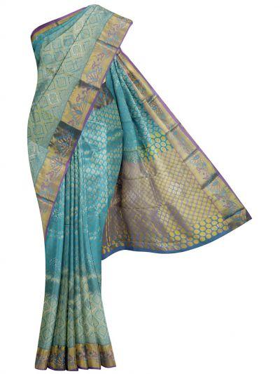MLA0612586 - Traditional Stone work Silk Saree