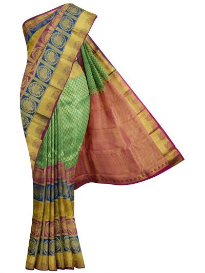 MLA0622532 - Traditional Pure Silk Saree