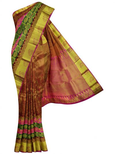 MLA0717204 - Traditional Pure Silk Saree