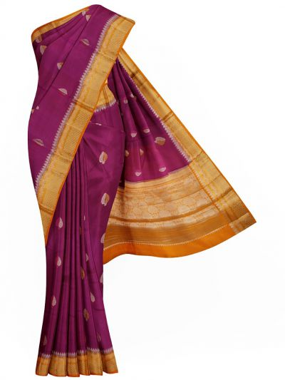 MLA0970180 - Pure Tussar Silk Saree