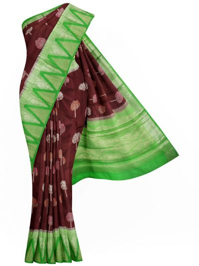 MLA0970184 - Pure Tussar Silk Saree