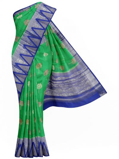 MLA0970185 - Pure Tussar Silk Saree