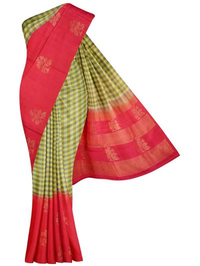 MLB1063680 - Soft Silk Saree