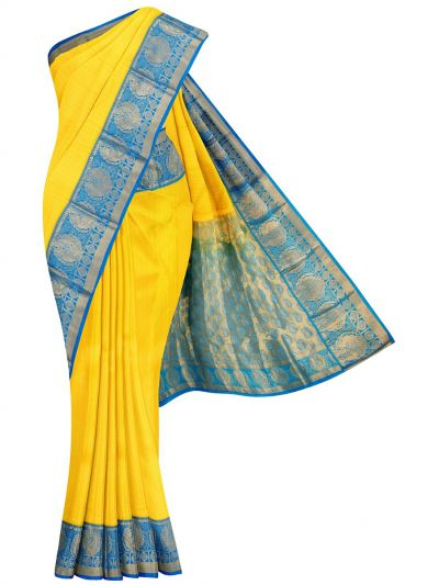 MLB1264845 - Traditional Silk Saree