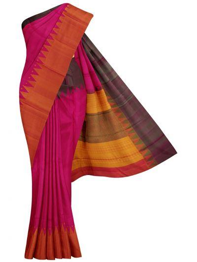 Vivaha Exclusive Wedding Soft Silk Saree - MLC1423286