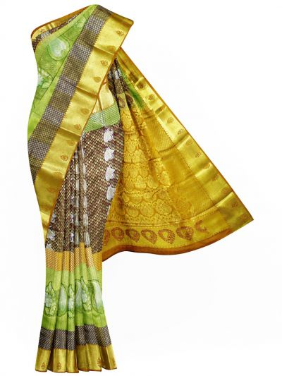 NCD0495766-Traditional Silk Art Saree
