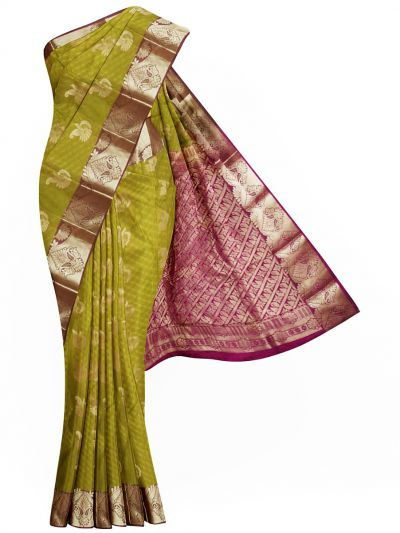 NCE0554756 - Gift Art Silk Stone Work Saree