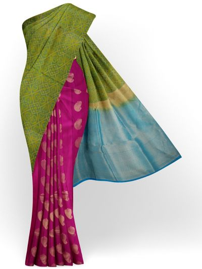 NDA0646001 - Soft Silk Saree