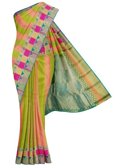 NDA0653771 - Traditional Silk Saree