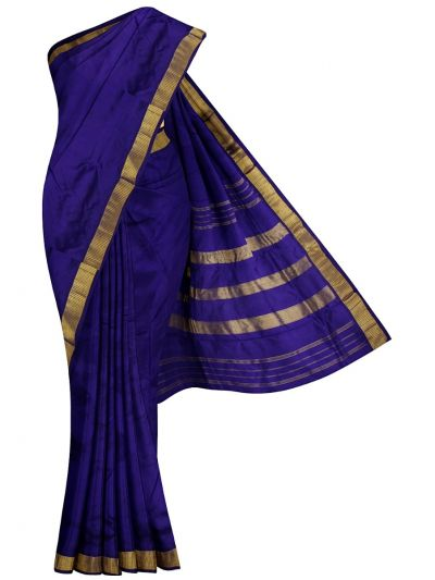NFA3321305 - Handloom Pure Silk Nine Yards Saree