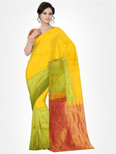Uppada Traditional Silk Saree-LDD5808632