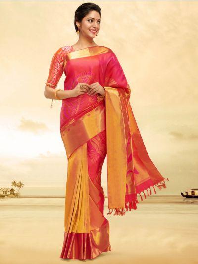 Vivaha Bridal Silk Saree