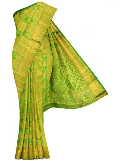 MHC1990730 - Vivaha Wedding Silk Saree