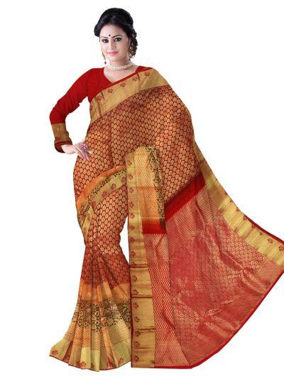 Vivaha Kanchipuram  Wedding Sillk Saree