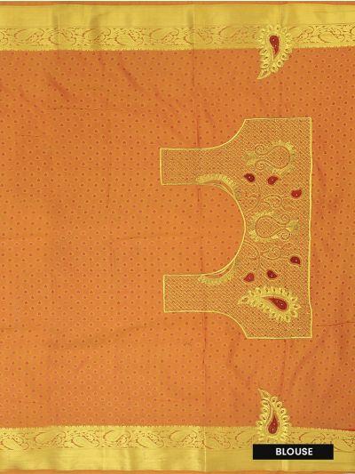 MIB3567394-Bairavi Gift Art Silk Stone Work Saree