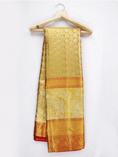 MKC9897823-Vivaha Kanchipuram Wedding Silk Saree
