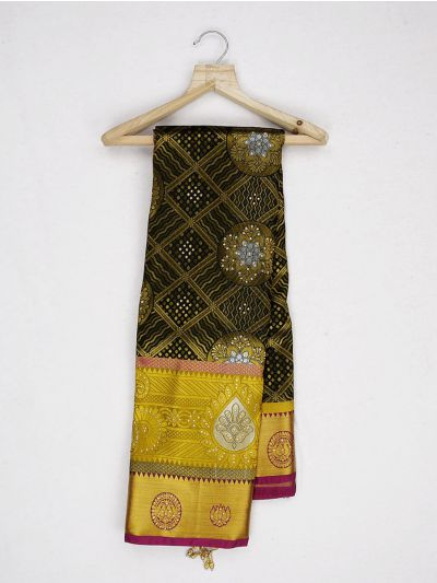NCD0495727 - Gift Art Silk with Stone Work Saree