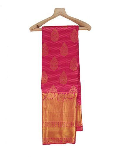 NED3229572 - Vivaha Goddess Wedding Pure Kanchipuram Silk Saree