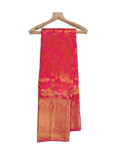 NED3229576 - Vivaha Handloom Goddess Wedding Pure Kanchipuram Silk Saree